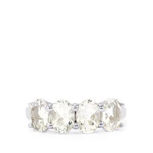 2.54ct Itinga Petalite Sterling Silver Ring
