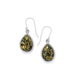 19ct Apache Gold Pyrite Sterling Silver Aryonna Earrings