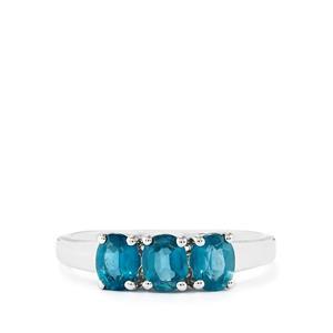 1.30ct Orissa Kyanite Sterling Silver Ring