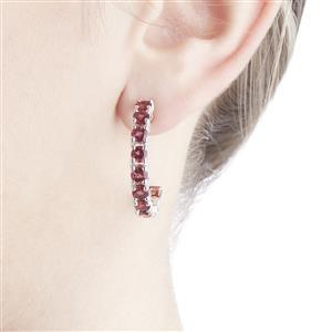 7.31ct Umbalite Sterling Silver Earrings