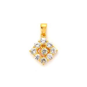 1.62ct Sri Lankan Sapphire Pendant
