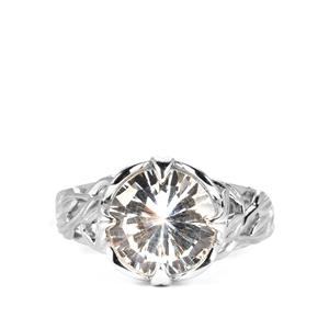 Cullinan Topaz Ring in Sterling Silver 4.40cts