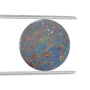 Crystal Opal on Ironstone  0.39ct