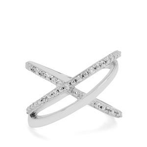 0.18ct Ratanakiri Zircon Sterling Silver Ring