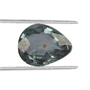 Umba Sapphire Loose stone  0.31ct