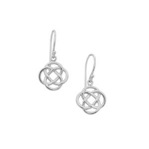 Earrings in Sterling Silver