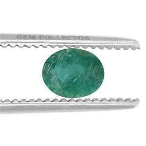 Zambian Emerald GC loose stone  2.05cts