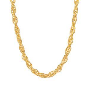 "22"" Midas Couture Cordino Chain 4.05g"