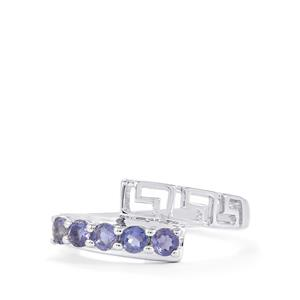 Bengal Iolite Ring in Sterling Silver 0.44cts