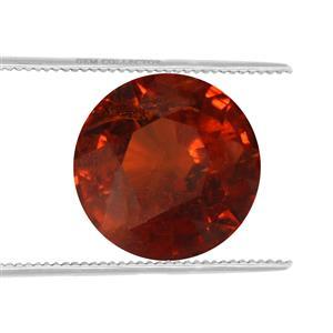 Tangerine Garnet Loose stone  2.70cts