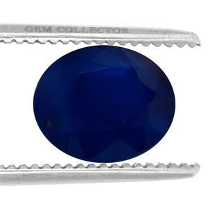 Santorinite™ Blue Spinel GC loose stone  4.60cts