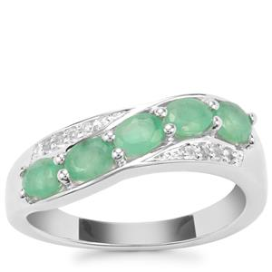 8ede66677265c Emerald Rings | Emerald and Diamond Rings | Gemporia UK