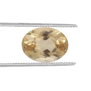 Imperial Topaz Loose stone  1.11cts