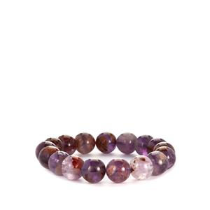 Lodalite Amethyst Stretchable Bracelet  200cts
