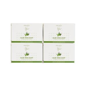 Organic Soap - Aloe Vera 4 Pack