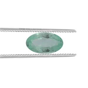 0.14ct Natural Siberian Emerald (N)