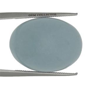 Blue Aragonite GC loose stone