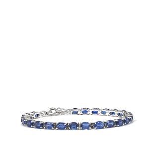 14.93ct Daha Kyanite Sterling Silver Bracelet