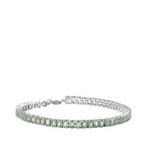 Odisha Kyanite Bracelet in Sterling Silver 13.73cts