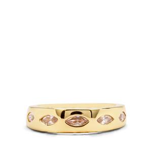 1ct Ratanakiri Zircon Midas Ring