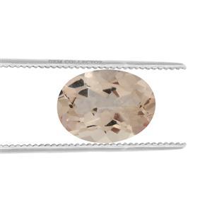 Alto Ligonha Morganite GC loose stone  0.95ct