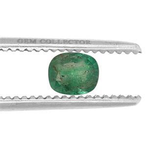 Zambian Emerald GC loose stone  1.40cts