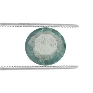 Zambian Emerald GC loose stone  0.58ct