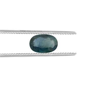 Nigerian Blue Sapphire Loose stone  0.60ct