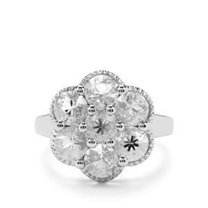 2.66ct Itinga Petalite Sterling Silver Ring