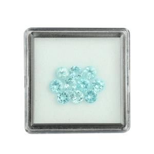 1.85ct Cyan Apatite Gem Box (H)