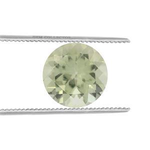 Peridot GC loose stone  1.35cts
