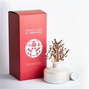 Partridge in Pear Tree Diffuser Passion Pear Scent with Rubies ATGW 10cts