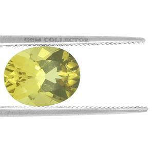 Golden Beryl GC loose stone