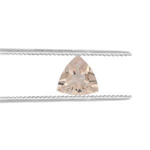 Alto Ligonha Morganite GC loose stone  0.50ct