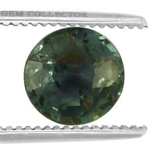 Tunduru Colour Change Sapphire GC loose stone 0.13ct