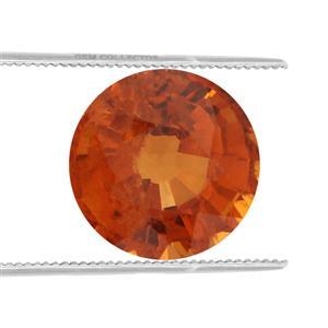 Tangerine Garnet Loose stone  1.20cts