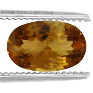 Axinite GC loose stone  3.90cts