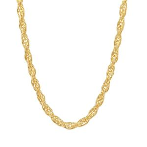 "24"" Midas Couture Cordino Slider Chain 3.02g"