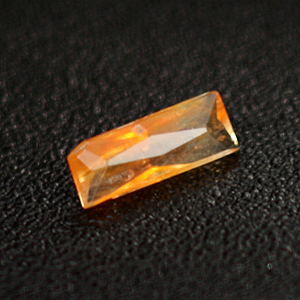 0.15cts Orange Creedite