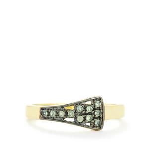 0.12ct Orissa Alexandrite 10K Gold Ring