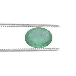 Zambian Emerald Loose stone  1.9cts