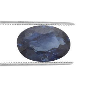 Australian Blue Sapphire Loose stone  0.53ct