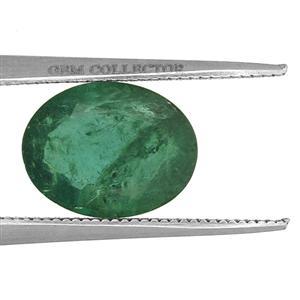 Emerald GC loose stone