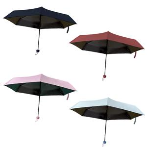 Capsule Umbrella with Fabric Carry Case - Choice of Colour