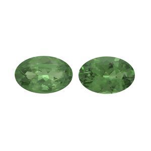 Tsavorite Garnet Loose stone  0.84ct