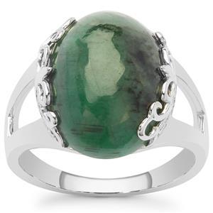 Santa Terezinha Ring in Sterling Silver 9.05cts