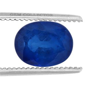 Santorinite™ Blue Spinel GC loose stone  2.10cts