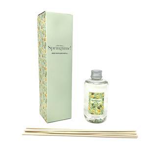 Gem Auras Springtime Reed Diffuser Refill - Aventurine, Agate & Clear Quartz 30cts