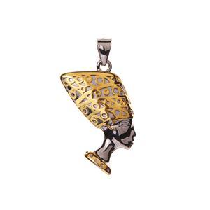 Arabian Nights Nefertiti Pendant