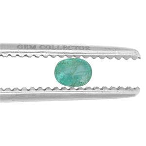 Zambian Emerald GC loose stone  1.05cts